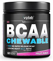 Аминокислоты VP laboratory BCAA Chewable 4:1:1